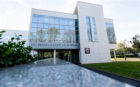 Esc Rennes Mba Ranking du học ph 225 p học kinh doanh ở đại học esc rennes