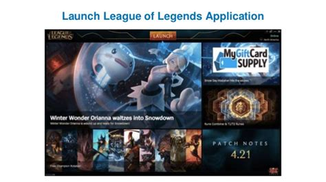 League Of Legends Gift Cards - how to redeem a league of legends riot card
