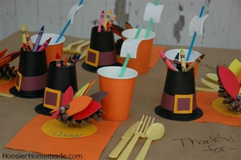 homemade thanksgiving decorations for the home 8 diy kid friendly table decorations for your thanksgiving