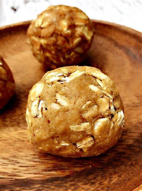 protein energy balls peanut butter banana protein energy balls