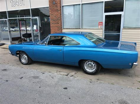 plymouth for sale 1968 plymouth satellite for sale 1979091 hemmings motor