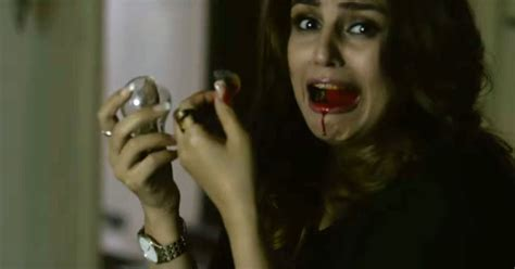 film hantu oculus dobaara see you evil review huma qureshi film is