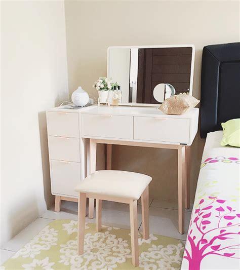 Meja Rias Kecil Minimalis 27 model meja rias minimalis modern terbaru 2018 dekor rumah