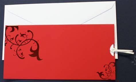 Einladungskarten Rot by Einladungskarte Rot Mit Ornament Fzh1818 Hochzeit Geburtstag