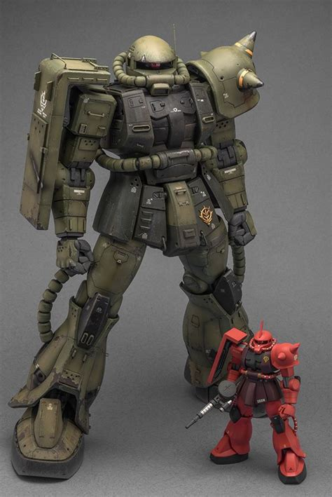 Gundam Mobile Suit 33 by 33 Best Mg Zaku Images On Gundam Model Mobile