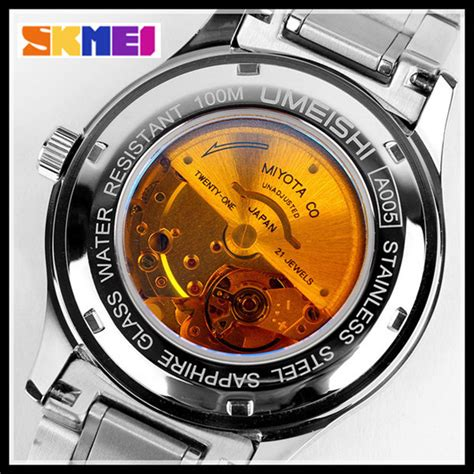 Skmei Formal Stainless Water Resistant Limited classic mechanical with high quality new design water proof from skmei a005 buy classic
