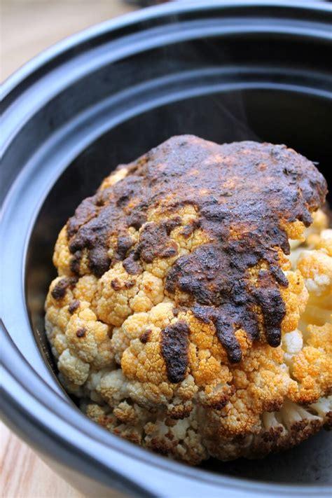Cooker Kitchen Cauliflower by Cooker Whole Spiced Cauliflower Bakingqueen74