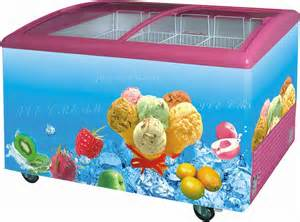 used glass door freezer for sale ice cream freezer submited images