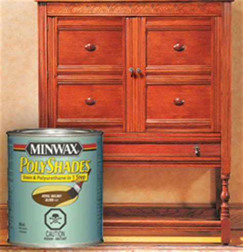 polyshades colors minwax 174 polyshades 174 one step stain finishes