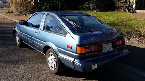 Toyota Ae86 Hatchback Ae86 Worklog Just A Worklog Of A 1986 Toyota Corolla Gt