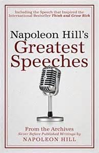 napoleon hills greatest speeches from the napoleon hill