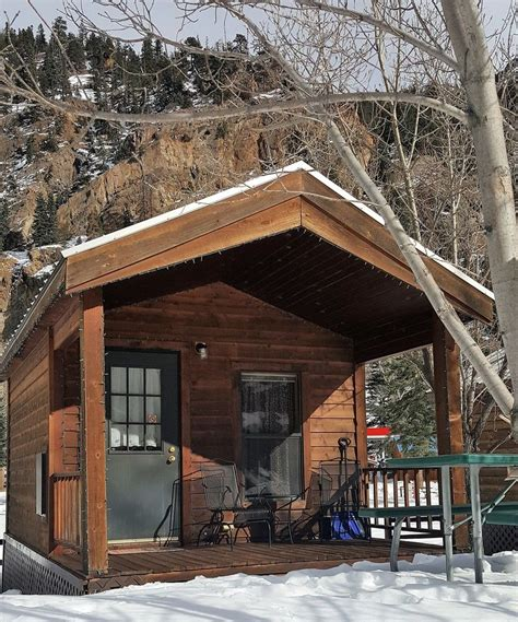 Cabins In Ouray Colorado by Ouray Rv Park Cabins In Ouray Hotel Rates Reviews On