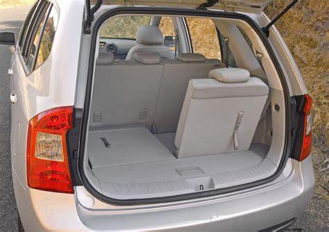 Kia With 3rd Row Seating Kia Rondo Hatch With Third Row Seat