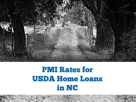 usda pmi rates 2015 carolina usda home loans nc