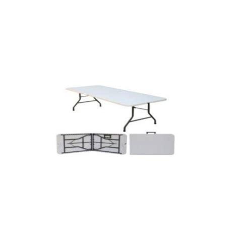 36 X 96 Plastic Folding Table by Kubic Rectangular 1 2 Folding Table Plastic 96 X36
