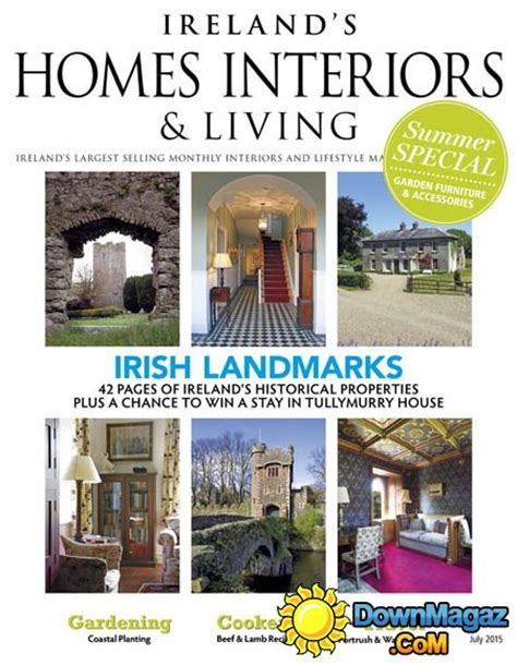 home design living magazine ireland s homes interiors living july 2015 187 download