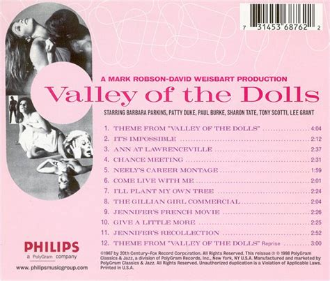 theme song valley of the dolls valley of the dolls