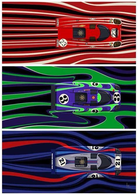porsche 917 art porsche 917 racing art pinterest
