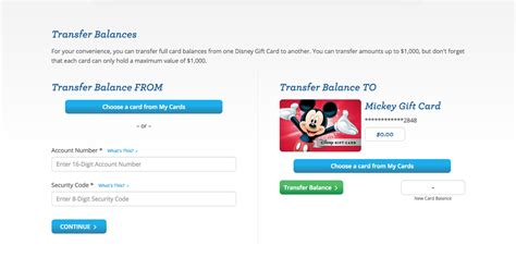 Disney Gift Card Balance Transfer - katie s disney travels and blog fairytale journeys by katie