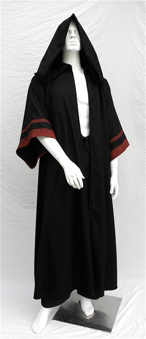 how to make sith robes sith robes and sleeve on