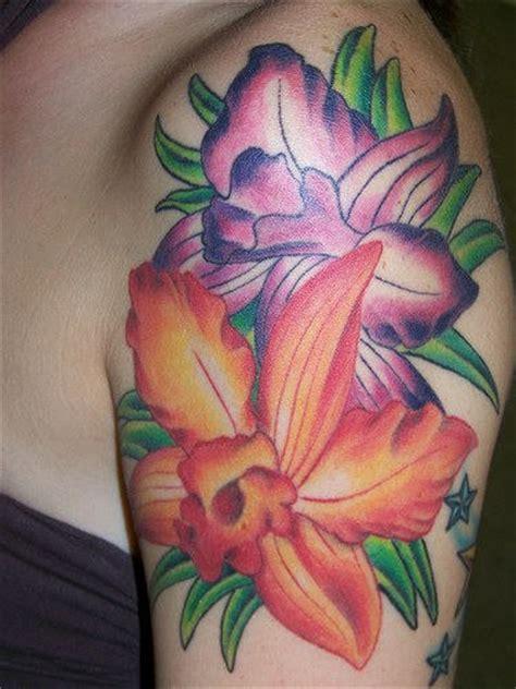 tattoo hibiscus arm hibiscus tattoos