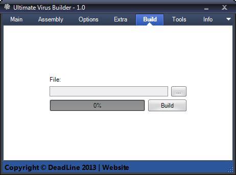 membuat virus ganas komputer membuat virus ganas dengan mudah menggunakan uvb