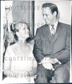 bd davis 1963 jeremy hyman barbara sherry daughter of actress bette davis wire photo ebay