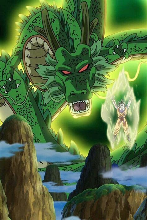wallpaper dragon ball real dragon shenlong anime pinterest dragon