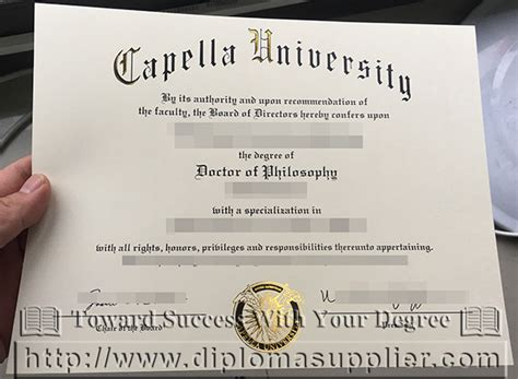 San Jose State Mba Tuition by Buy A Ph D Degree From Capella