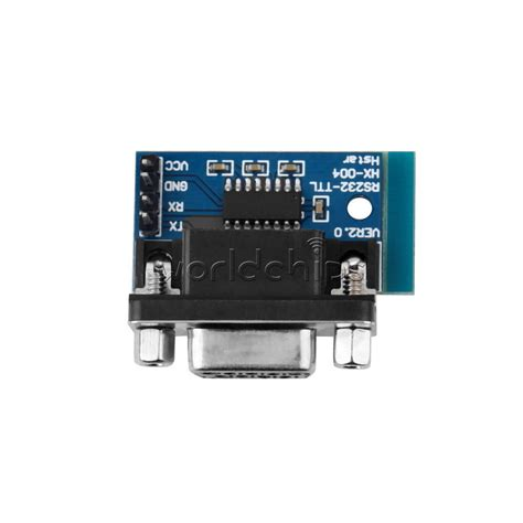 Max3232 Rs232 To Ttl Serial Port Converter Module Db9 Connector max3232 rs232 serial port to ttl converter module