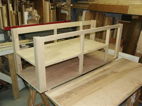 how to make a tv table diy build your own tv stand plans free