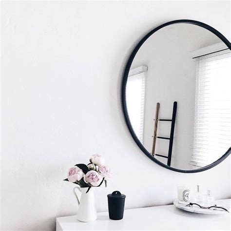 Small Bathroom Ideas Australia 30 best collection of large round black mirrors