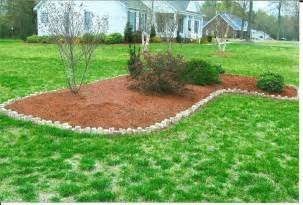 Lawn Border Design Ideas Cheap Landscaping Ideas Photograph Cheap Landscaping Borde