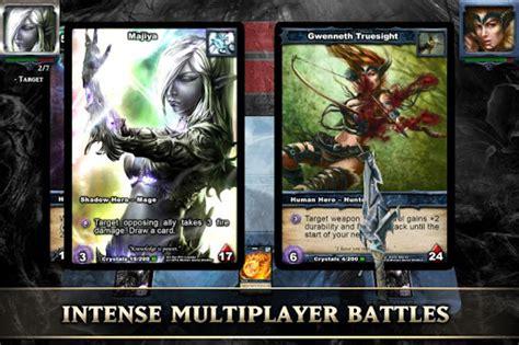 trading card apk shadow era trading card mod apk v3 1300 apkformod