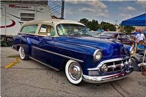 1953 chevrolet nomad station wagon two door classic