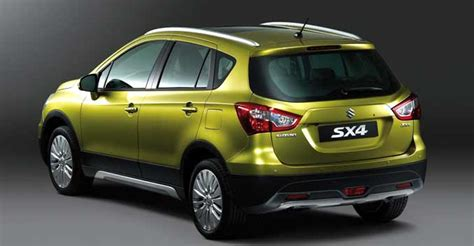 maruti suzuki sx4 s cross price maruti suzuki sx4 s cross commenced its testing in india