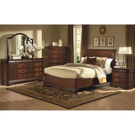 5 piece bedroom furniture sets sheridan 5 piece bedroom set 5 5pcset new classic home