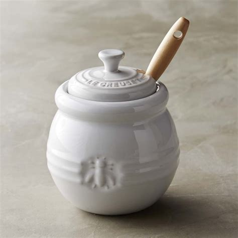 creuset pot le creuset honey pot williams sonoma