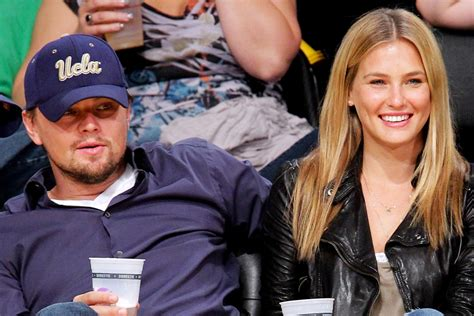 Dicaprio Impregnated Bar Rafaeli by Is Leo Still Hung Up On Bar Refaeli Page Six