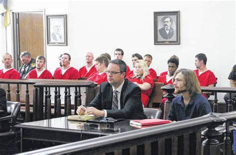 Highland County Arrest Records Tests Postive For Methhetamine In Highland County Common Pleas Court Times