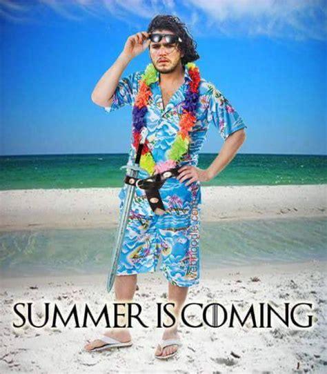 Summer Is Coming Meme - kit harington summer is coming kit harington meltybuzz