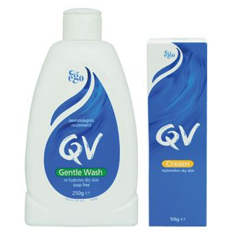 Qv Baby Gentle Wash 250 Gr nhg pharmacy