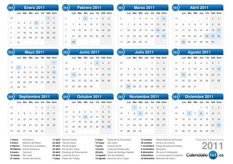 calendario del contribuyente enero 2011 calendario 2011