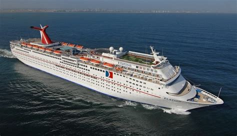 freedom boat club reviews falmouth carnival elation cruise ship review the avid cruiser