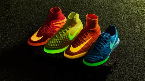 Nike Glow In The glow in the football shoes nike indoor shoes