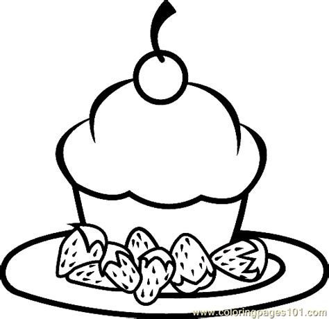 coloring pages food coloring page 07 food fruits