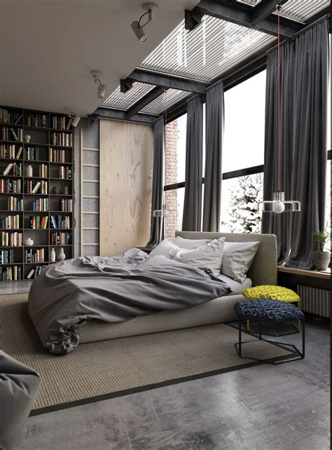 wohnung industrial style industrial style apartment in kiev design