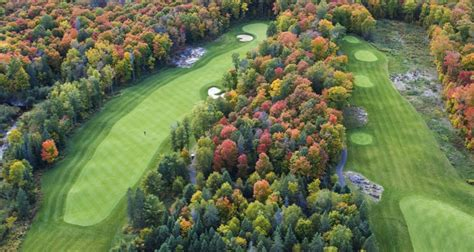 Edge Longwings Blue Adventure Outdoor why fall golf is the best in explorers edge explorers edge algonquin park almaguin