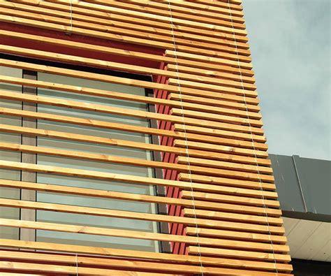 rivestimenti di facciata in legno facciata ventilata in legno