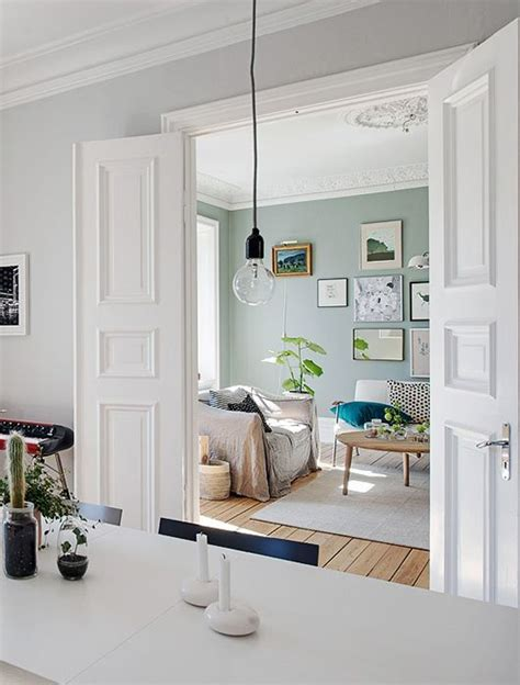 sage green accent wall color crush sage green grey wall colors and the doors